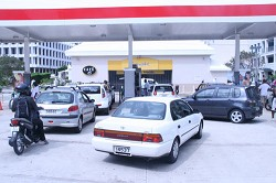 Gas up: The Esso City mart will be open 24 hours both days of Cup Match. *Bermuda Sun file photo